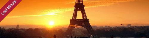 Last minutes Parijs
