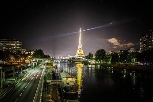 boottochtje over de Seine